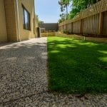 L261 - Doncaster East - Garden path and grass