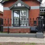 SF 185 - Everlast Services Steel Fencing 1