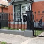 SF186 - Everlast Services Steel Fencing