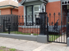 SF186 – Everlast Services Steel Fencing