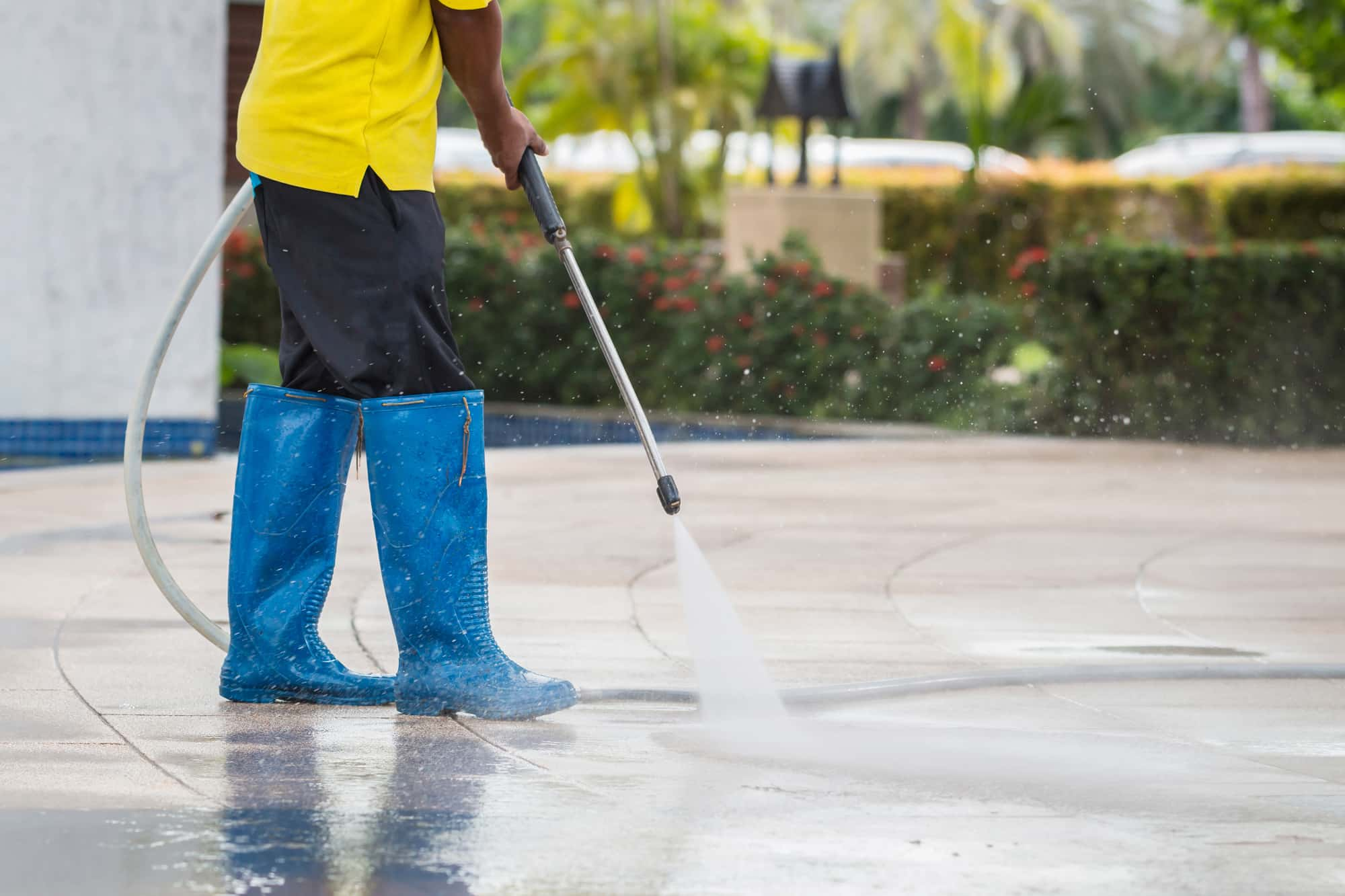 protect your concrete driveway