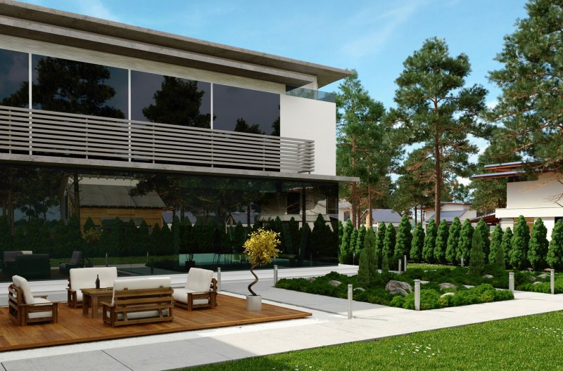 landscaping design melbourne everlast services
