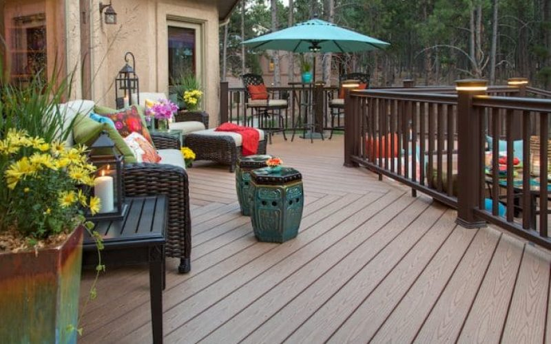 Composite decking in Melbourne