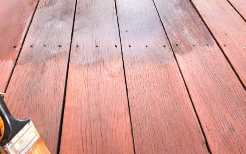 Jarrah decking Melbourne