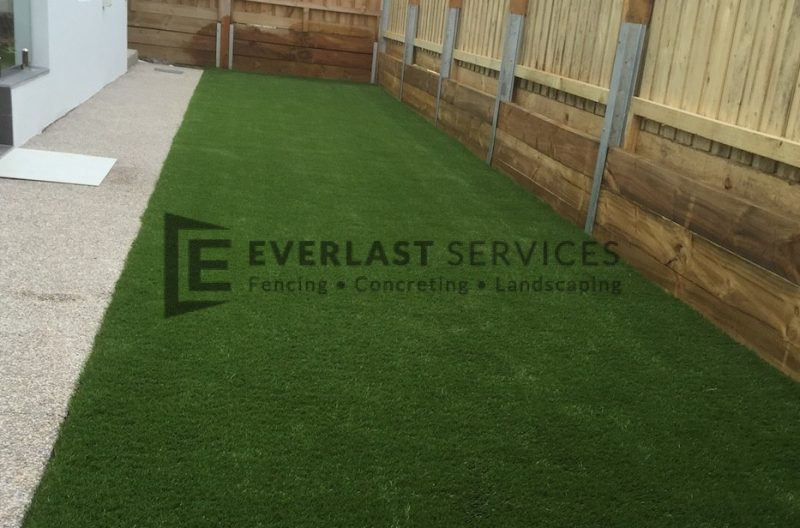 L49 - Backyard Synthetic Grass - Keilor Downs