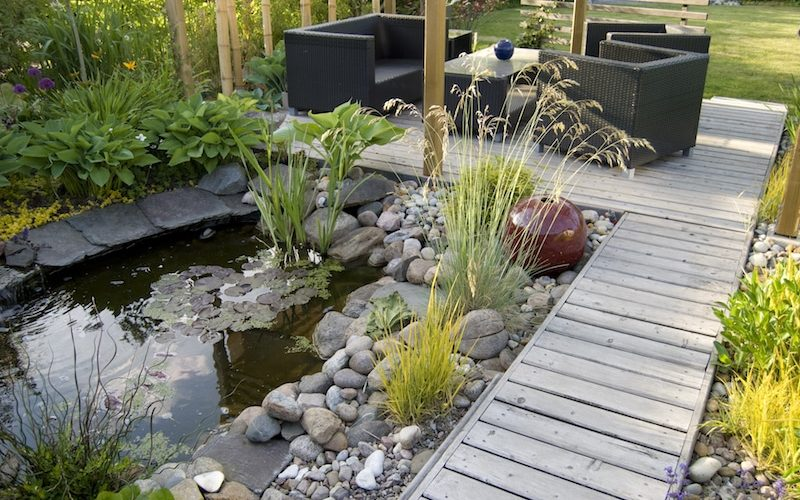 Modern and Contemporary Gardens