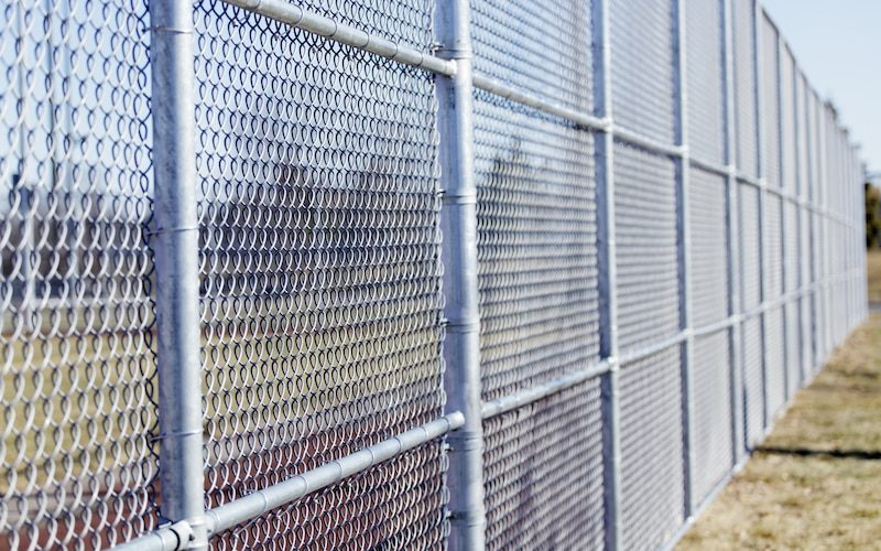 Post and Wire Fencing and Fences
